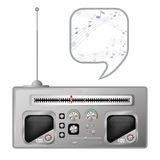 Radio tuner Stock Photo