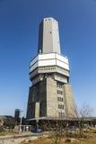 Radio and TV station at Mount Grosser Feldberg  in Schmitten Royalty Free Stock Photo