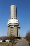 Radio and TV station at Mount Grosser Feldberg  in Schmitten Stock Image