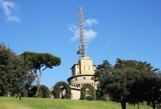 Radio vaticano Stock Photo
