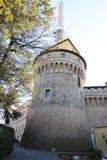 Radio vaticano tower Stock Image
