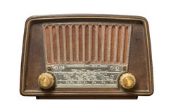 Radio vieja Imagen de archivo