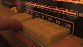 Radio vieja almacen de video