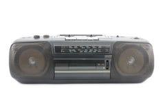 Radio vieja y del vintage Imagenes de archivo