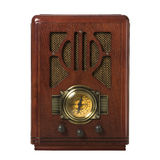 Radio Vintage Royalty Free Stock Images