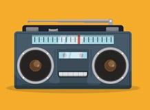 Radio vintage  design. Stock Image
