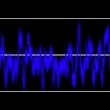 Radio waves Stock Photos
