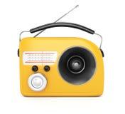 Radio royalty free illustration