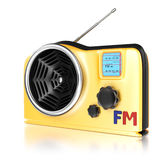 Radio Royalty Free Stock Photos