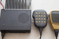 Radio Wireless Communications Stock Photos