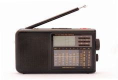 Radio world receiver Stock Images