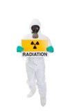 Radioactif Photo stock