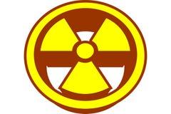 Radioactif Photographie stock libre de droits