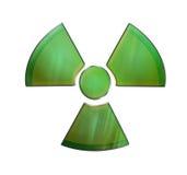 Radioactif Photographie stock