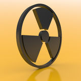 Radioactive Royalty Free Stock Image