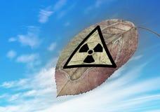 Radioactive Royalty Free Stock Image