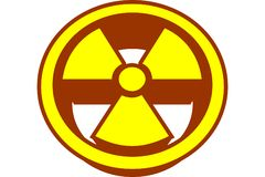 Radioactive Royalty Free Stock Photography