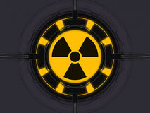 Radioactive Device Stock Images