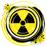 Radioactive.eps Stock Photo