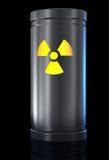 Radioactive material Stock Image