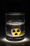Radioactive water Stock Photos