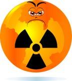 Radioactive world Royalty Free Stock Photography