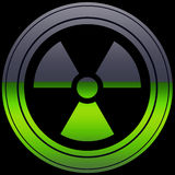 Radioactive zone Stock Photography
