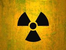 Radioactiviteit Stock Foto