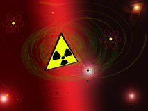 Radioactivity Royalty Free Stock Photo