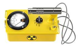 Free Radioactivity Meter Royalty Free Stock Image - 19029876
