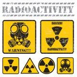 Radioactivity Stock Photography