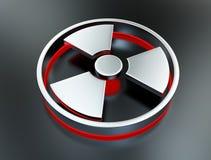 Radioactivity symbol Stock Photography