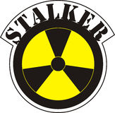 Radioactvivity Imagens de Stock