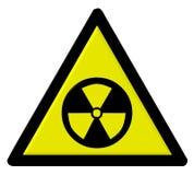 Radioaktiv Stockbild