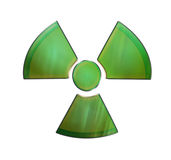 Radioaktiv Stock Abbildung