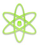 radioaktywny Obrazy Royalty Free