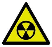 radioaktywny Zdjęcie Stock