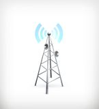 Radioapparat, Ikone Stockfoto