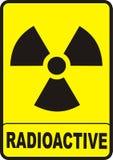 Radioativo ilustração do vetor