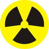 Radioattività Fotografia Stock Libera da Diritti