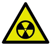 Radioattivo Immagine Stock