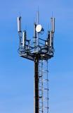 Radiocommunications wierza Zdjęcia Stock