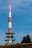 Radiocommunications wierza Obraz Royalty Free