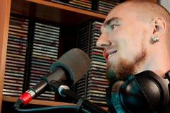 Radiodiffusion image libre de droits
