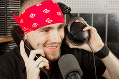 Radiodiffusion photo libre de droits
