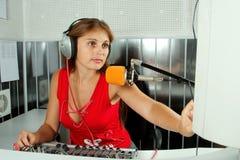 Radiodiffusion photographie stock