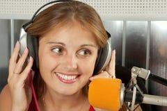 Radiodiffusion photos stock