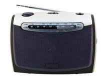 Radiogerät mit einer analogen Skala lizenzfreie stockfotos