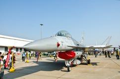 Radiogoniomètre automatique F-16 Photos stock