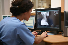 Radiografía fotografía de archivo libre de regalías